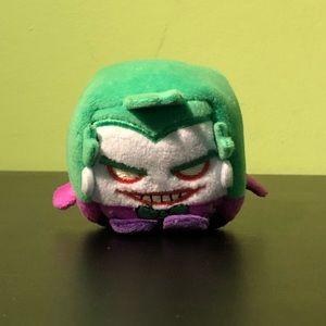 🚨 2 For $15 DC Comics The Joker Kawaii Cube Plush